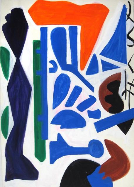 , 'Untitled #60,' , Tibor de Nagy