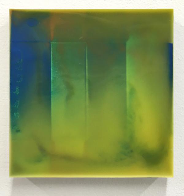 , 'Fluticasone Propionate (framed waxwork),' 2018, Front Room Gallery