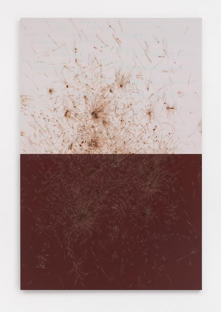 , 'LUCIFER C (Reibfläche),' 2017, NINO MIER GALLERY