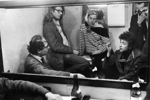 , 'Bob Dylan with Allen Ginsberg and Friends, Princeton, NJ,' 1964, TASCHEN
