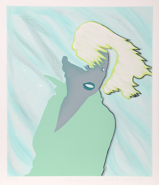 Kiki Kogelnik, 'Windy ', ca. 1980, RoGallery