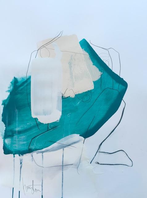 , 'Celestial Oceans of Aquas VI,' , Chicago Art Source