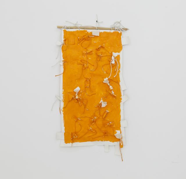 , 'Codmium Yellow,' 2014, Gallery Isabelle van den Eynde