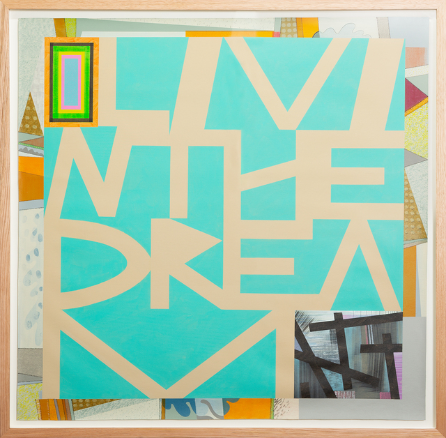 , 'Livin the dream,' 2019, Darren Knight Gallery