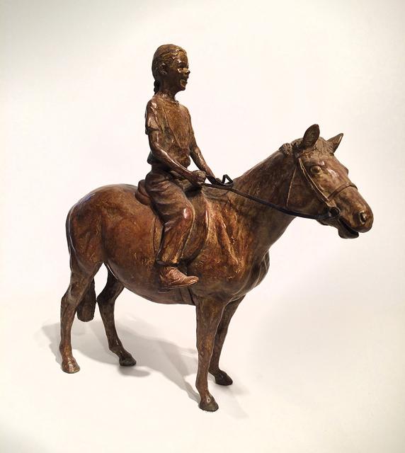 J. Clayton Bright, 'The Equestrienne', Somerville Manning Gallery