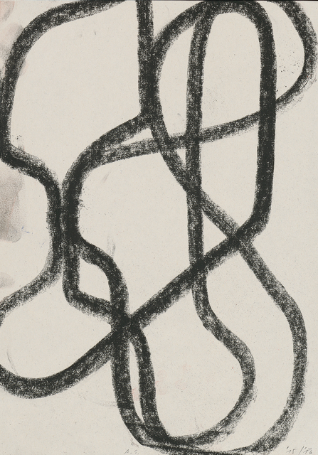 , 'Ohne Titel,' 2015-2016, Galerie Thomas Schulte