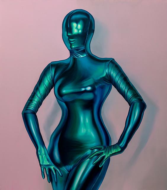 , 'Green Body Suit,' 2019, Casa Triângulo