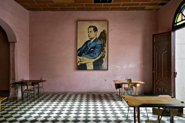 Jeffrey Milstein, 'Chess Parlor Interior, Camaguey Cuba', 2005, Kopeikin Gallery