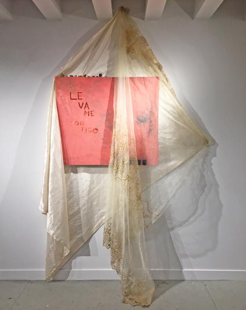 , 'Llevame contigo (Take me with you),' 2018, Jenkins Johnson Gallery