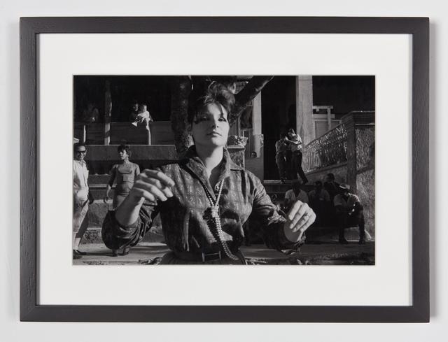, 'Student of Film school (I.C.A.I.C.) dancing Cha-Cha-Cha, Havana (Cuba series),' 1962, Galerie Nathalie Obadia