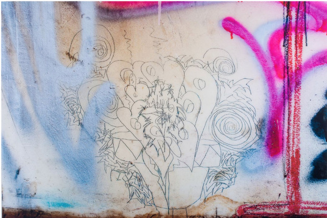 , 'Wooster Street Wild Style Wall #1,' 2007-Printed 2017, Wallplay