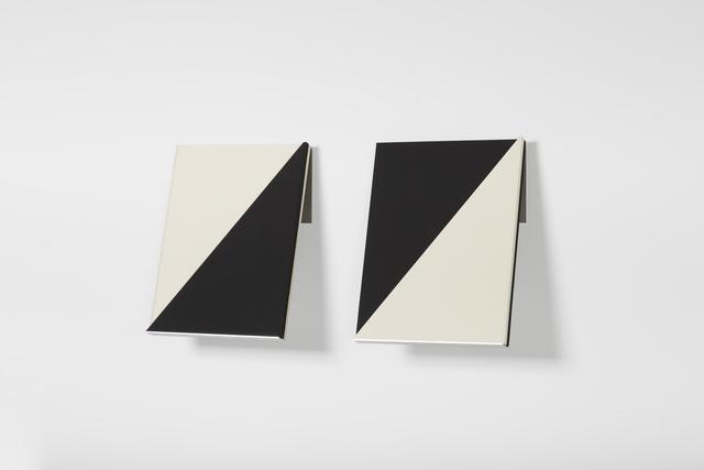 , 'Double Black and White, 2  ,' 2016, Josée Bienvenu