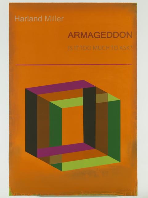 Harland Miller, 'Armageddon', 2017, Paragon