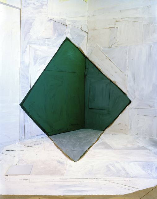, 'Stage 10 (green),' 2013, Galerie Bart