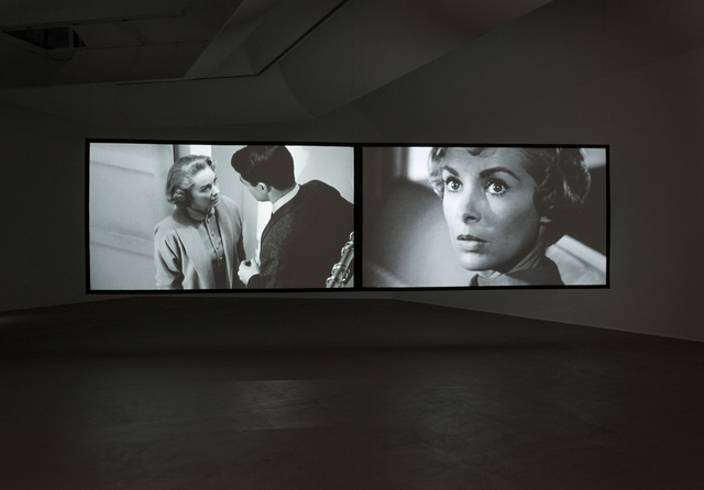 , '24 Hour Psycho Back and Forth and To and Fro,' 2008, Gagosian