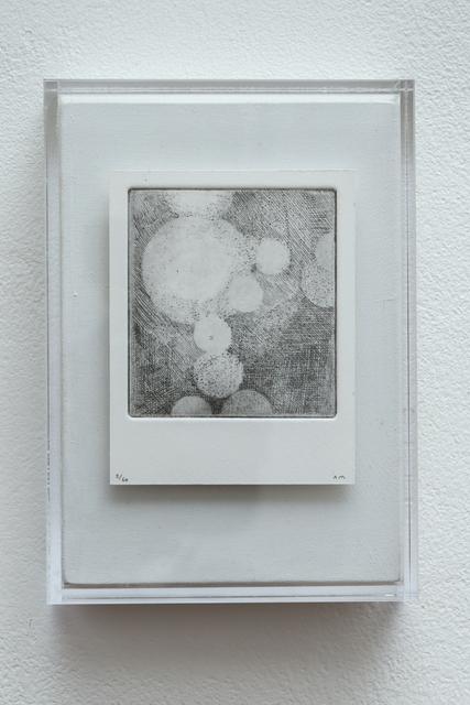 , 'Polaroid Etching 4,' 2015, Joanna Bryant & Julian Page