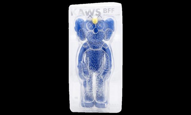KAWS, 'KAWS BFF Blue MoMA Exclusive', 2017, Sculpture, Vinyl, Dope! Gallery