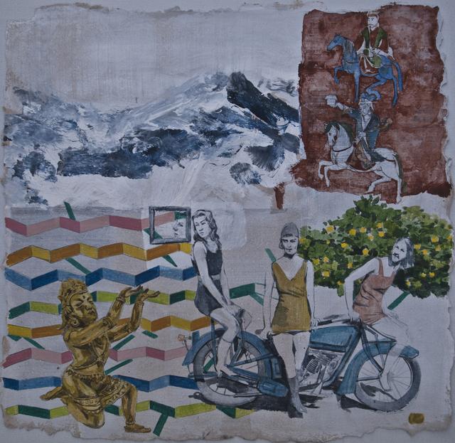, 'Rearview Mirror 后视镜,' 2016, Art+ Shanghai Gallery