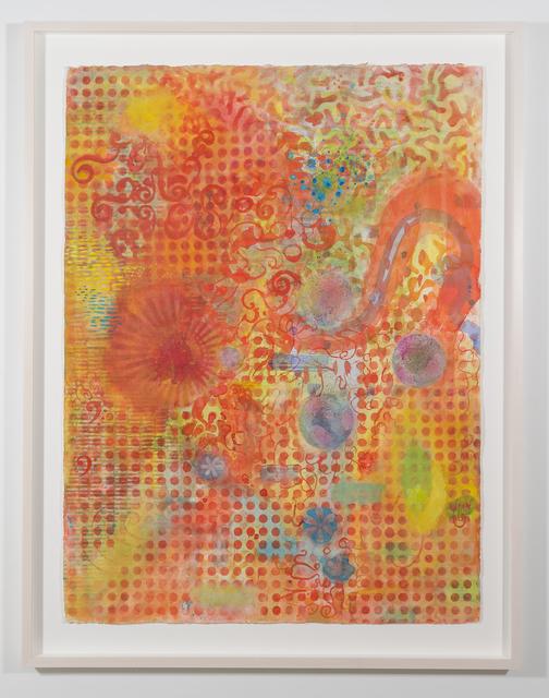 , 'Maximillian's Sunflower,' 2017, Lesley Heller Gallery