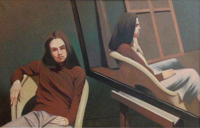 , 'Reflexión,' 1982, Galeria Jacques Martinez
