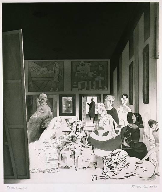 , 'Picassos Meninas,' 1973, Concierge Fine Art