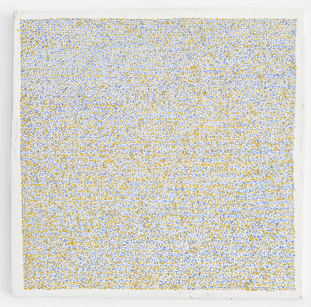 , 'Yellow Blue,' 2016, Jane Lombard Gallery