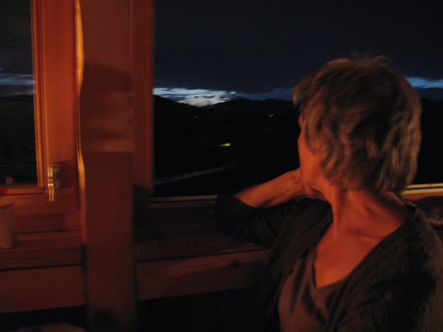, 'ANNEKATHRIN S. on the evening when she had given up hope that her secret love to a good friend will ever be requited. Bregenzerwald, Austria (July 23, 2009),' , Soho Photo Gallery