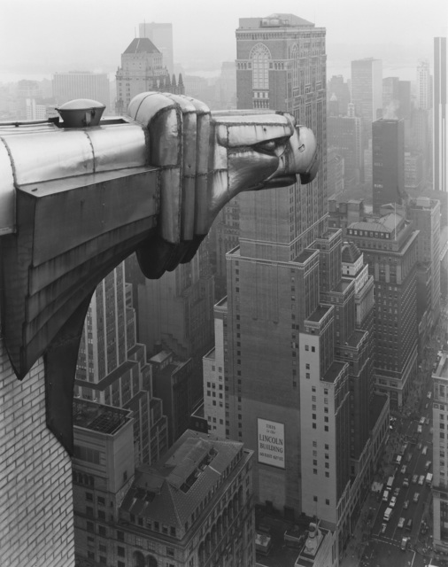 , 'From the Chrysler Building, New York,' 1978, Afterimage Gallery