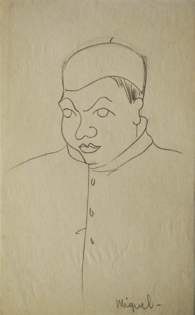 , 'Untitled (Self-Portrait in Chinese attire),' , Pablo Goebel Fine Arts