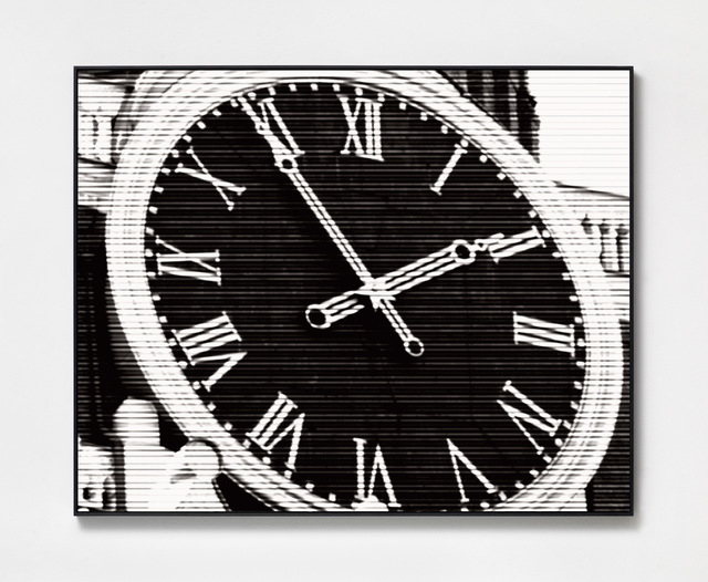 Bettina Pousttchi, 'Moscow Time', 2012, Photography, Photograph, Buchmann Galerie