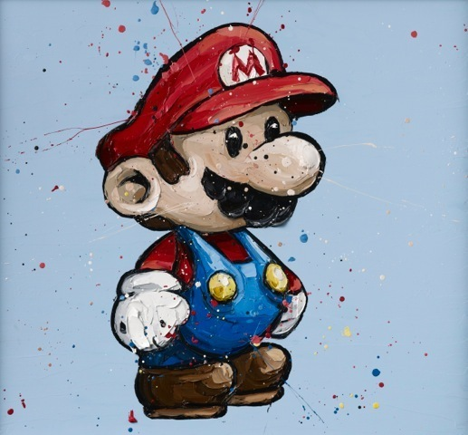 , 'Super Mario,' 2015, Imitate Modern