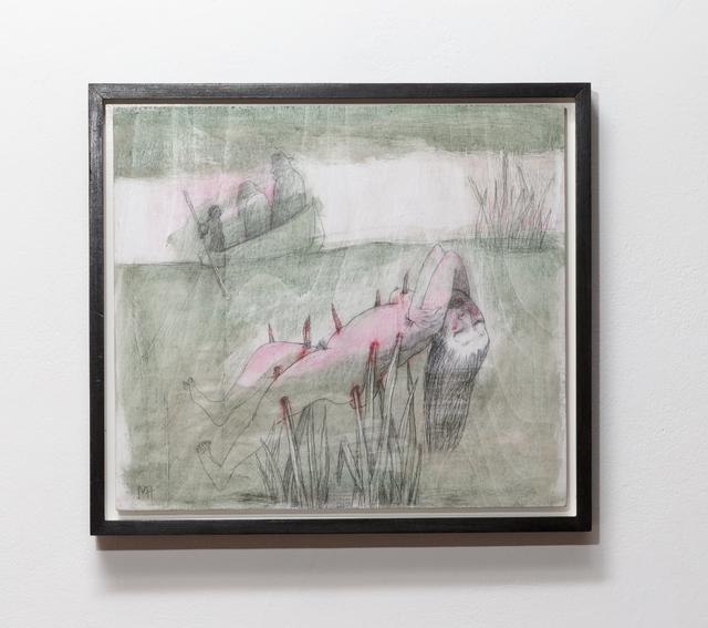 , 'Drawing 46,' 2016, Joanna Bryant & Julian Page