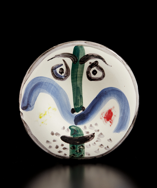 Pablo Picasso, 'Face no. 130 (Visage no. 130 )', 1963, Phillips