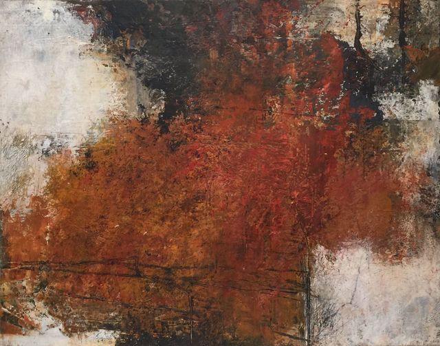 , 'Swedish Red, II,' ca. 2015, Thomas Deans Fine Art