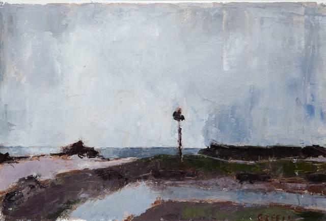, 'Ocean View,' 2018, Pleiades Gallery