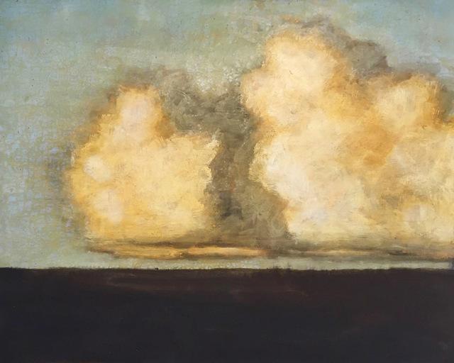 David Konigsberg, 'Low Cumulus', 2017, Carrie Haddad Gallery