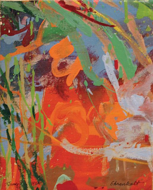 , 'Jump #3,' 1954, Anita Shapolsky Gallery