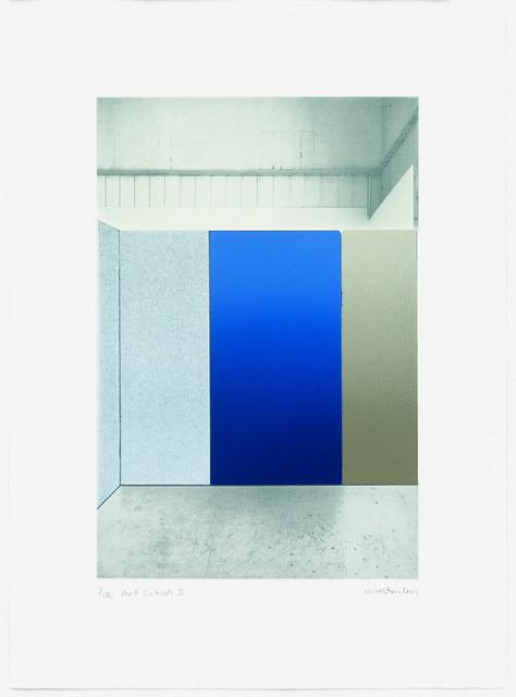 , 'Art School I,' 2016, Alan Cristea Gallery