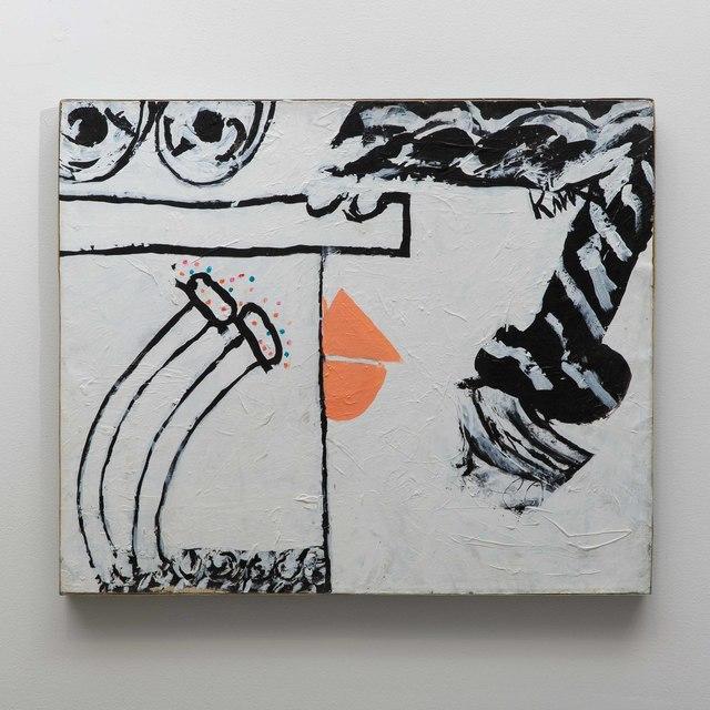 , 'Knox Martin, Woman with Wonder Breasts, USA, 2010 ,' 2010, Todd Merrill Studio
