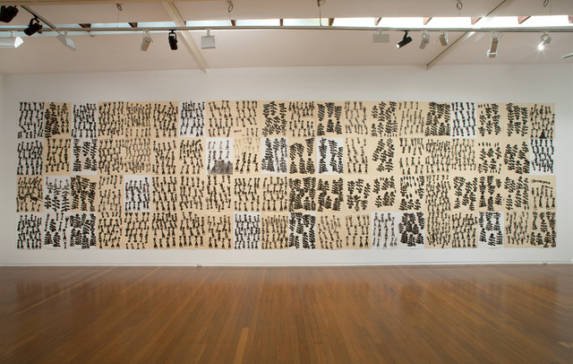 , 'Yolngu Retjangura (People in the Jungle),' 2014, Roslyn Oxley9 Gallery