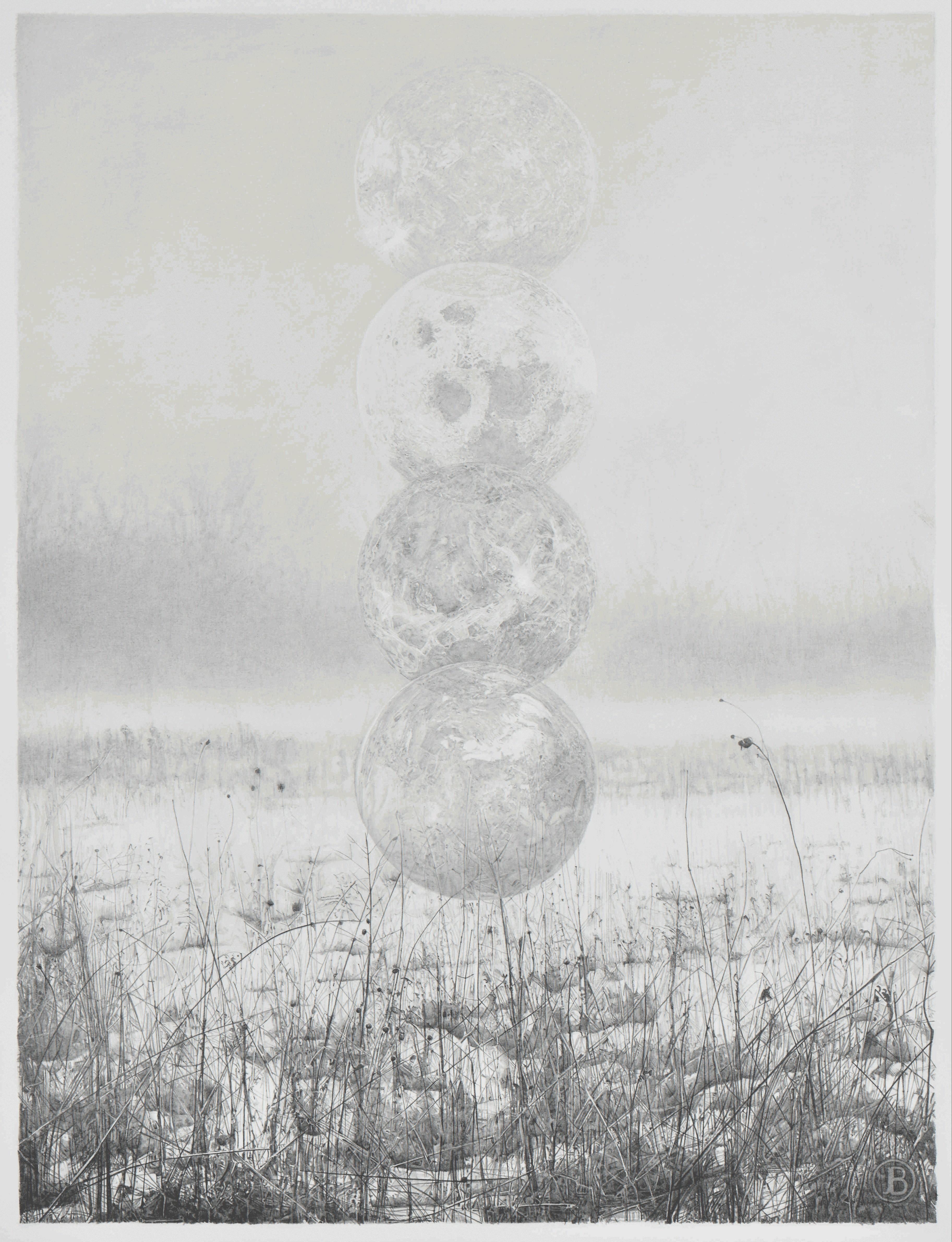 , 'Albedo (l'œuvre au blanc),' 2017, Suzanne Tarasieve
