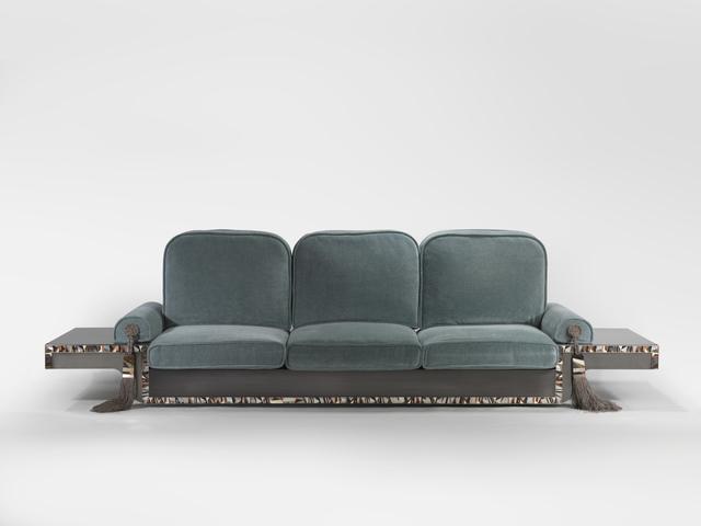 , 'Sofa,' 2009, Demisch Danant