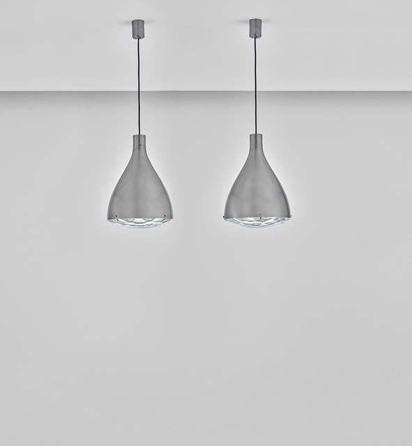 Fontana Arte, 'Pair of ceiling lights, model no. 2220', Phillips