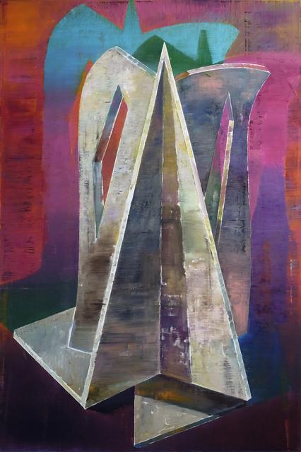 , 'Modernist Venture,' 2015, Martin Asbæk Gallery