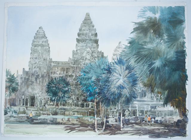 , 'Angkor Wat Cambodia,' , Ode to Art