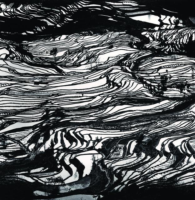, 'Yuanyang, Study 3, Yunnan, China,' 2013, G. Gibson Gallery