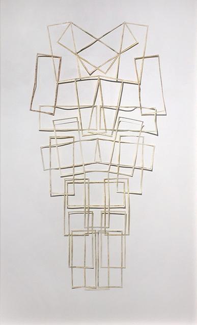 , 'White Shadow IV,' 2018, Lisa Sette Gallery