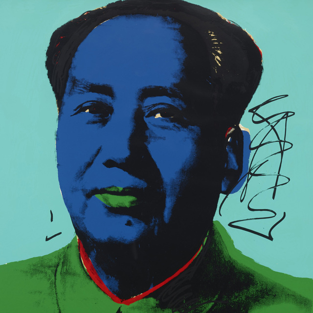 Andy Warhol, 'Mao', 1972, Vertu Fine Art