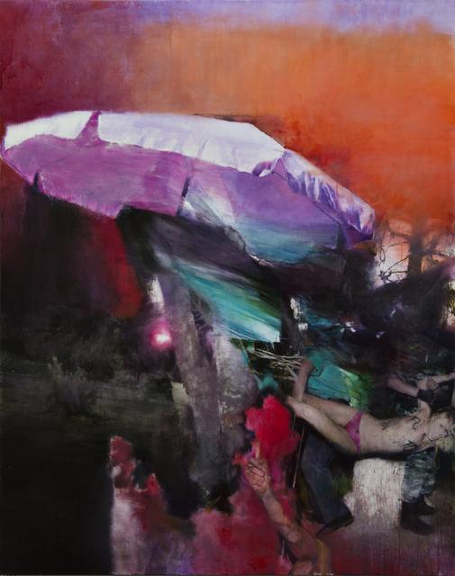 Justin Mortimer, 'Parasol', 2014, Parafin