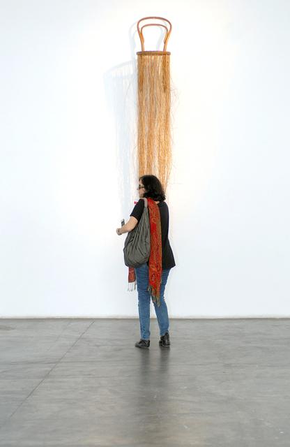 , 'cadeira, conjunto peludo,' 2006, Baró Galeria